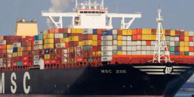 container maritime